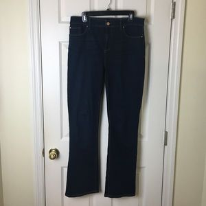 Chico's barely boot jeans
